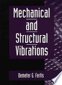 Mechanical and Structural Vibrations Book