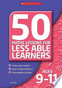50 Maths Lessons for Less Able Learners