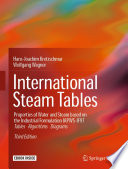 International Steam Tables