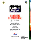 Investigating Earth Systems Dynamic Planet
