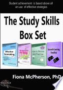 The Study Skills Box Set
