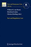 Tort and Regulatory Law