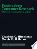Postmodern Consumer Research