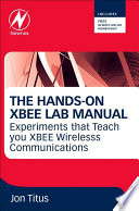 The Hands on XBEE Lab Manual Book