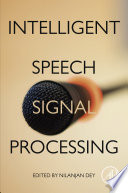 Intelligent Speech Signal Processing Book PDF