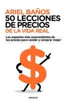 50 lecciones de precios de la vida real
