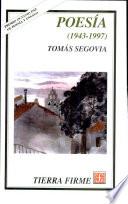 Poesía, 1943-1997