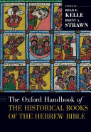 The Oxford Handbook of the Historical Books of the Hebrew Bible