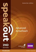 Speakout Advanced 2nd Edition Active Teach