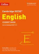 Cambridge IGCSE® English