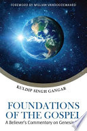 Foundations Of The Gospel