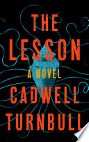 The Lesson Cadwell Turnbull Cover