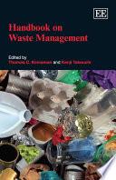 Handbook on Waste Management