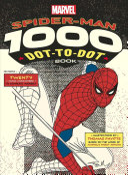 Marvel  Spider Man 1000 Dot to Dot Book