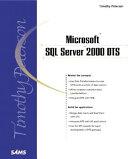 Microsoft SQL Server 2000 Data Transformation Services Book