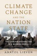 Climate Change and the Nation State Pdf/ePub eBook