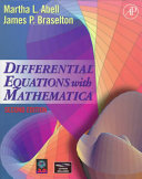 Differential Equations with Mathematica Book