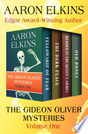 The Gideon Oliver Mysteries Volume One Book PDF
