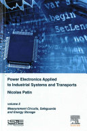 Power Electronics Applied to Industrial Systems and Transports Volume 5 Book