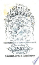 The American Almanac and Repository of Useful Knowledge  for     Book PDF