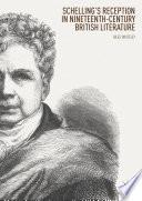 Schelling S Reception In Nineteenth Century British Literature