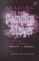 Reading the Vampire Slayer Book
