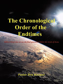 The Chronological Order of the Endtimes