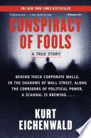 Conspiracy of Fools Book