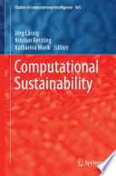 Computational Sustainability