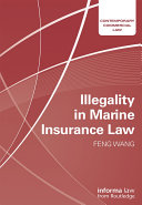 Illegality in Marine Insurance Law Pdf/ePub eBook