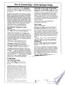 Bulletin of the Entomological Society of America