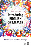 Cover of Introducing English Grammar