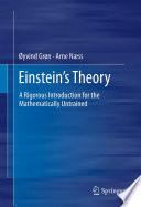 Einstein s Theory