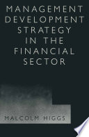 Management Development Strategy In The Financial Sector