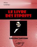 Pdf Le Livre des Esprits : édition intégrale Telecharger