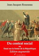 Pdf Du contrat social ou Essai sur la forme de la République Telecharger