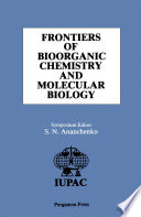 Frontiers of Bioorganic Chemistry and Molecular Biology Book PDF