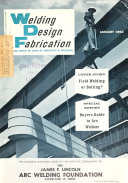 Welding Design   Fabrication Book