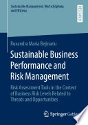 Sustainable Business Performance and Risk Management Book