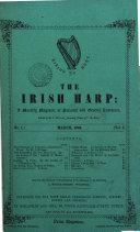 The Irish harp  ed  by M J  M Cann