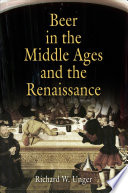 Beer in the Middle Ages and the Renaissance Book