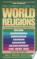 The Compact Guide To World Religions Book