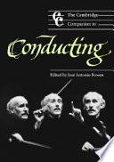 The Cambridge Companion To Conducting Book PDF