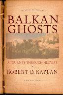 Balkan Ghosts [Pdf/ePub] eBook
