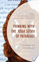 Thinking with the Yoga Sutra of Pata  jali