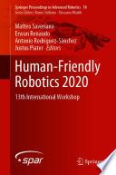 Human Friendly Robotics 2020
