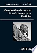 Combustion Generated Fine Carbonaceous Particles Book