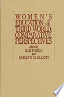 Women s Education in the Third World