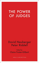 The Power of Judges