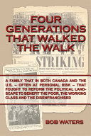 Four Generations that Walked the Walk Book